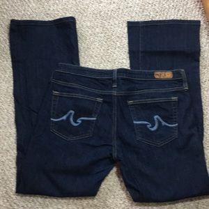 Euc Adriano Goldschmied bootcut jeans 31